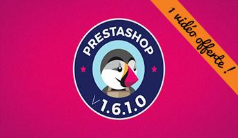 Télécharger la formation PrestaShop