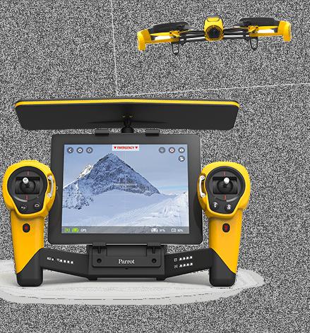 Les drones débarquent sur Prestashop 1.6