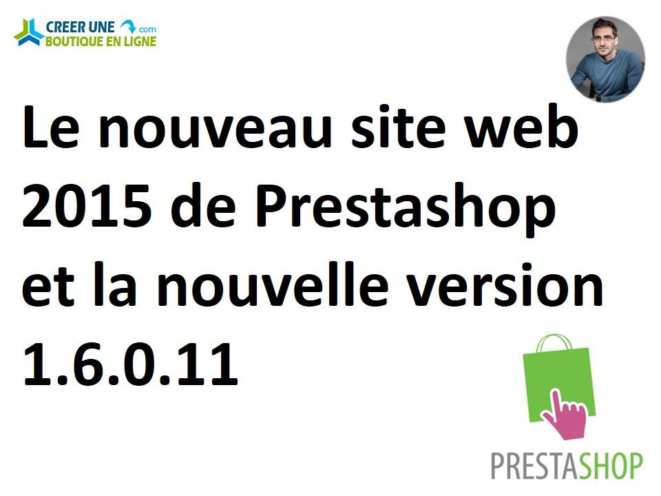 Créer un site Prestashop en 3 clics avec le Cloud !