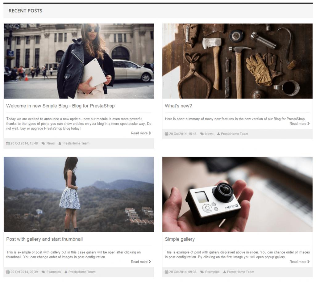 module-blog-prestashop