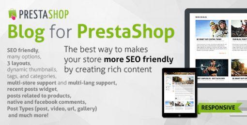 module blog pour PrestaShop