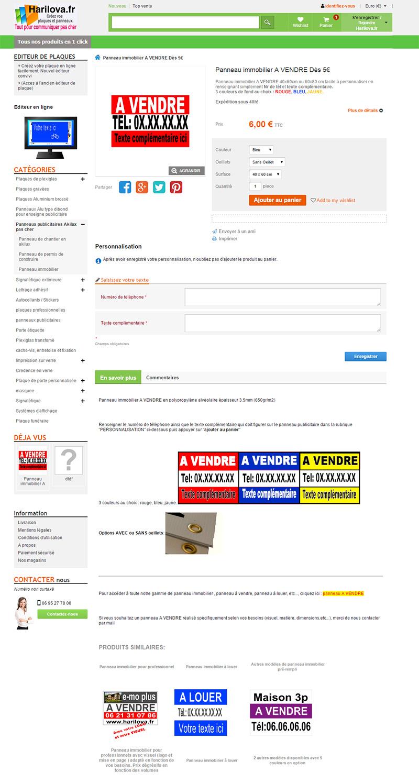Panneau-immobilier-A-VENDRE-harilova prestashop