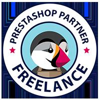 Freelance PrestaShop certifié