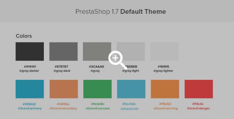 starter theme pour PrestaShop 1.7