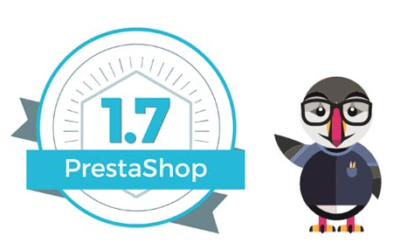 La sortie de PrestaShop 1.7 est imminente !