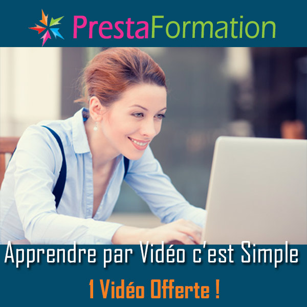prestashop 1.7 formation- video