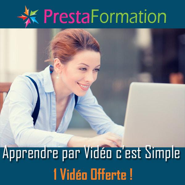 Télécharger la formation vidéo PrestaShop 1.7