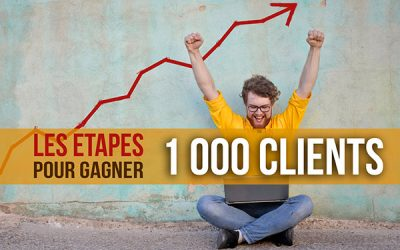 Comment Gagner 1000 Clients