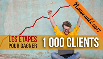 Gagner 1000 clients