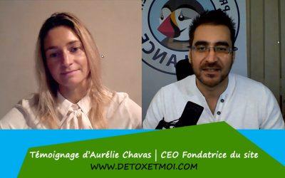 Témoignage client d'Aurélie Chavas (Étude de cas)