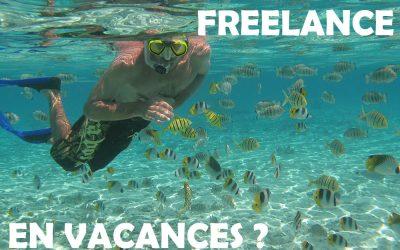 Le Freelance vous souhaite de Bonnes Vacances