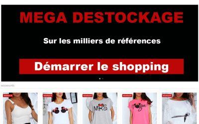 PrestaShop le grand Destockage