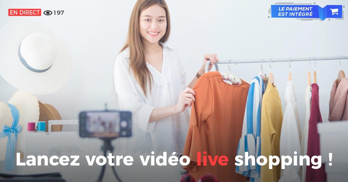 lancez live shopping - DailyLive