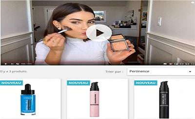 video live shopping module prestashop