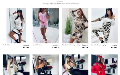 PrestaShop s'habille en Lola Bianka
